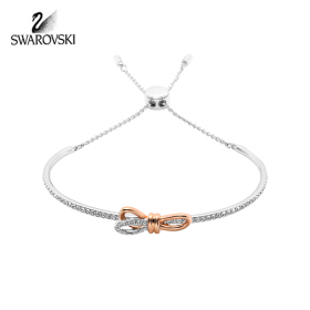 [SWAROVSKI] 5447079 / LIFELONG BOW 뱅글 팔찌