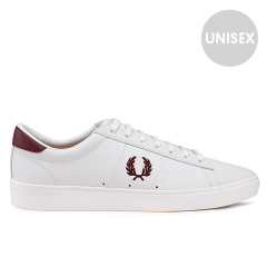 FRED PERRY 공용 스펜서레더 Spencer Leather(349) SFPU1837521-349