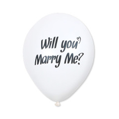 30cm Will you marry me?