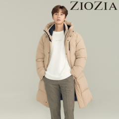 [ZIOZIA] Goose down long padding jumper