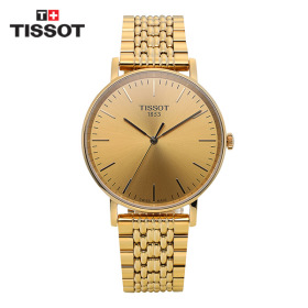 [TISSOT] T109.410.33.021.00 (T1094103302100) T-Classic Everytime Gold 38mm