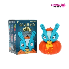 DUNNY SCARED SILLY SERIES BY JENN&TONY BOT(1710011)