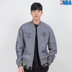 BKN BROOKLYN NETS 오버핏 점퍼 (N171JP303P)