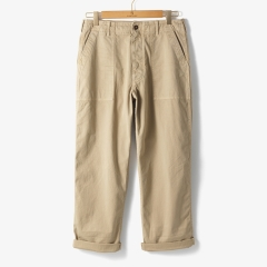 [메종] FATIGUE PANTS x SFM BEIGE/MS92M30004A24