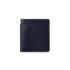 THE CITY WALLET(더시티 반지갑)_Dark Navy