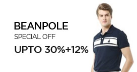 BEANPOLE SPECIAL OFF UPTO 30%OFF+12%