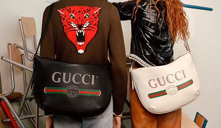 GUCCI LUGGAGE COLLECTION
